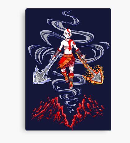 The Last Warbender Canvas Print