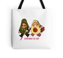Avocados at law Tote Bag