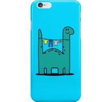 Washinglineasaurus iPhone Case/Skin