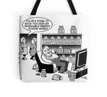 fart in a jar Tote Bag