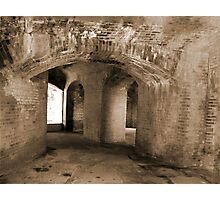 Doorways to Somewhere Photographic Print