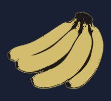 Going Bananas One Piece - Short Sleeve