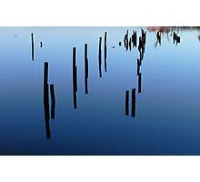 In reflexion  Photographic Print