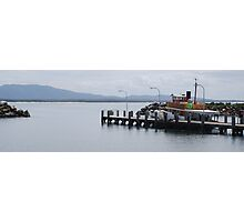 Reemere resting at Crowdy Harbour Photographic Print