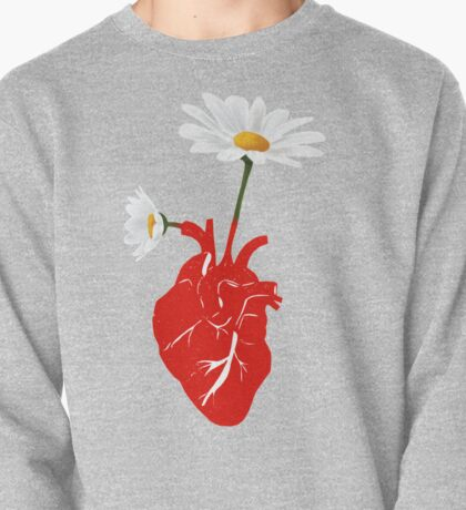A Growing Heart Pullover
