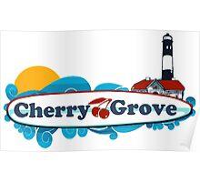 Cherry Grove - Fire Island. Poster
