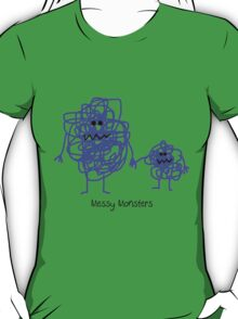 Messy Monsters Tee T-Shirt