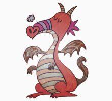 The Magic Dragon Tee T-Shirt