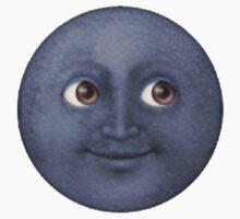 Moon Emoji by SuperFluff