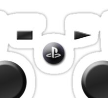 Playstation 3 Game Controller Sticker