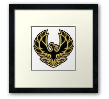 '99 Johto Firebird 2.0 Framed Print
