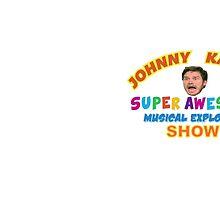 Johnny Karate by Hunter Bustamante