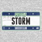 ASD - Seattle Storm by newdamage
