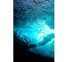 Solomon Islands Surf Photographic Print
