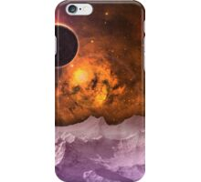 Cosmic Range #4 iPhone Case/Skin