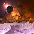 Cosmic Range #4 by Phil Perkins