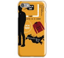 Pavel Chekov iPhone Case/Skin