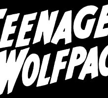 teenage wolfpack by Samantha Lusher