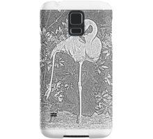 Yoga Flamingo Samsung Galaxy Case/Skin