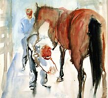 The Local Farrier by Nina Smart