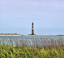 Morris Island Lighthouse by foto3dk
