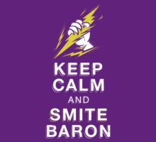 KEEP CALM AND SMITE BARON by evotrip