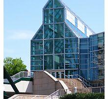 Knoxville Convention Center by raindancerwoman