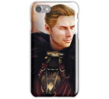 Commander Cullen iPhone Case/Skin