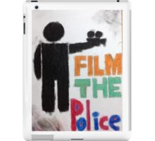 F The Police iPad Case/Skin