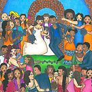 Jumping the Broom by Laura Hutton