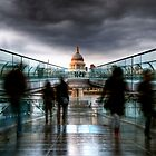 Millennium Bridge by igotmeacanon