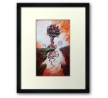 The Wild Reasoning Framed Print