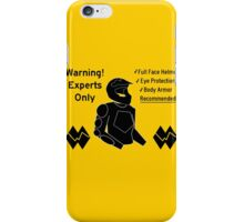 Body Armor Recommended iPhone Case/Skin