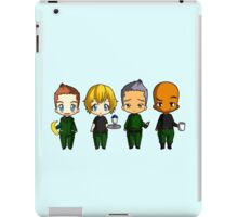 Chibi Stargate - Season 6 Team iPad Case/Skin