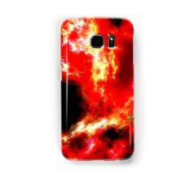 Flames  Samsung Galaxy Case/Skin