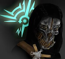 Dishonored corvo by hettysart