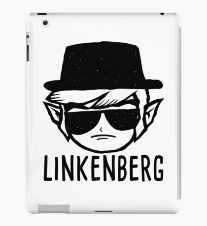 Linkenberg - parody iPad Case/Skin
