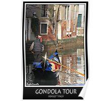 Gondola tour Poster