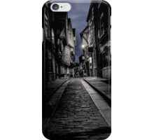 The Shambles nightlife iPhone Case/Skin