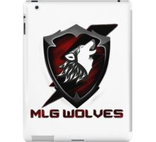 MLG Wolves iPad Case/Skin