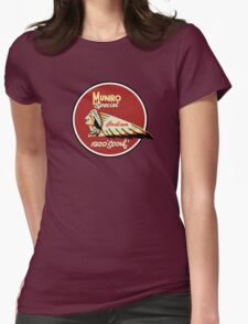 Worlds Fastest Indian Womens Fitted T-Shirt