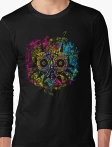 Majoras Mask Long Sleeve T-Shirt