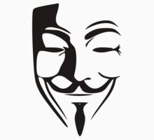 Anonymous by heeheetees