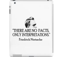 Interpretations iPad Case/Skin