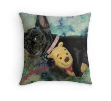 It's My Pooh Bear Throw Pillow
