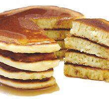 Pancake Stack by Pendles