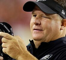 Chip Kelly by RajEscobar