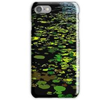 Lily Pads on Chautauqua Lake iPhone Case/Skin