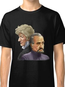 The Doctor and the Master Classic T-Shirt