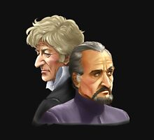 The Doctor and the Master T-Shirt